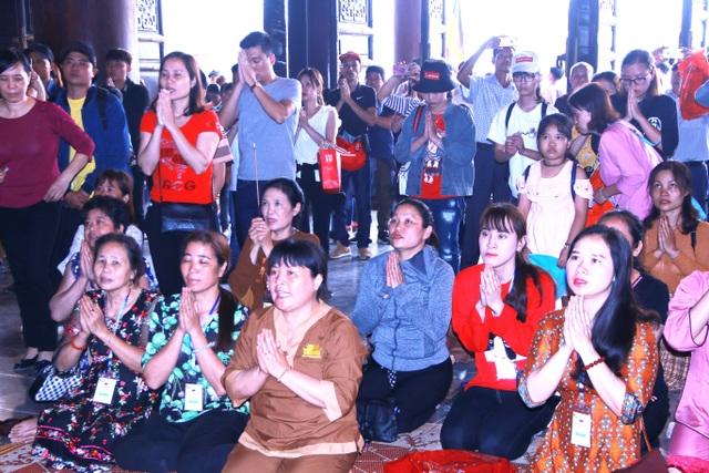 Chính thức khai hội ngôi chùa lớn nhất Việt Nam - 13
