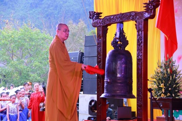 Chính thức khai hội ngôi chùa lớn nhất Việt Nam - 6