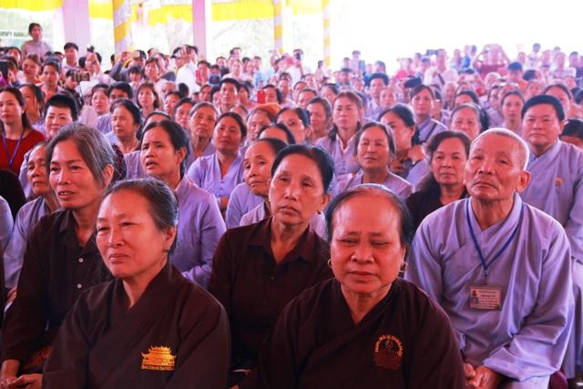 Chính thức khai hội ngôi chùa lớn nhất Việt Nam - 3