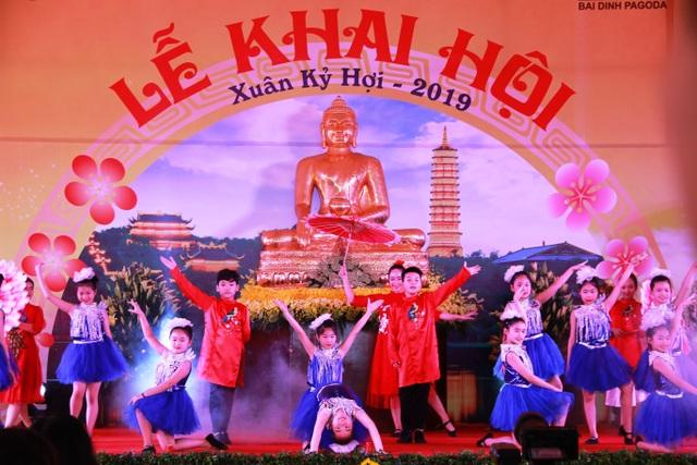 Chính thức khai hội ngôi chùa lớn nhất Việt Nam - 4