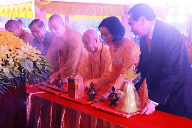 Chính thức khai hội ngôi chùa lớn nhất Việt Nam - 7