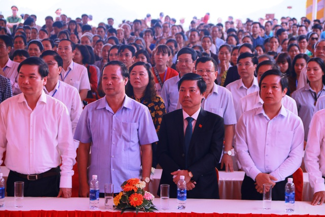 Chính thức khai hội ngôi chùa lớn nhất Việt Nam - 10