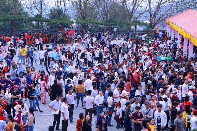 Chính thức khai hội ngôi chùa lớn nhất Việt Nam - 2