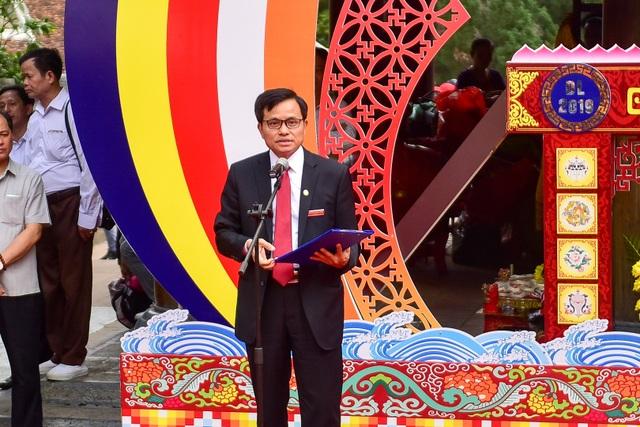 50.000 du khách đổ về chùa Hương ngày khai hội - 5