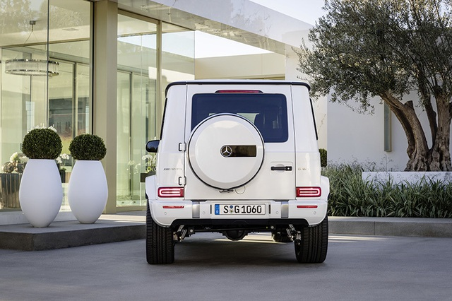 Mercedes-AMG G63 - Xe cho nhà giàu chơi off-road - 8