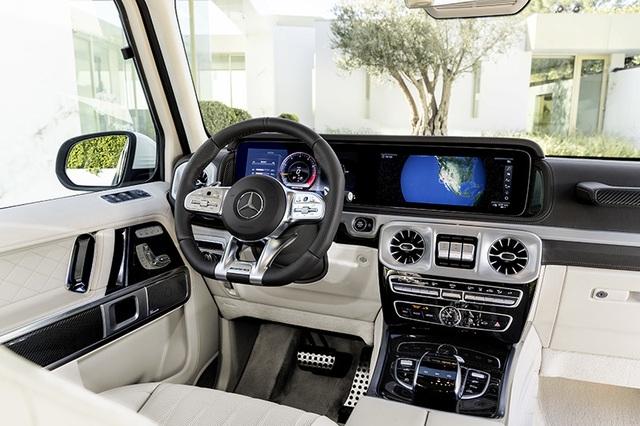 Mercedes-AMG G63 - Xe cho nhà giàu chơi off-road - 4
