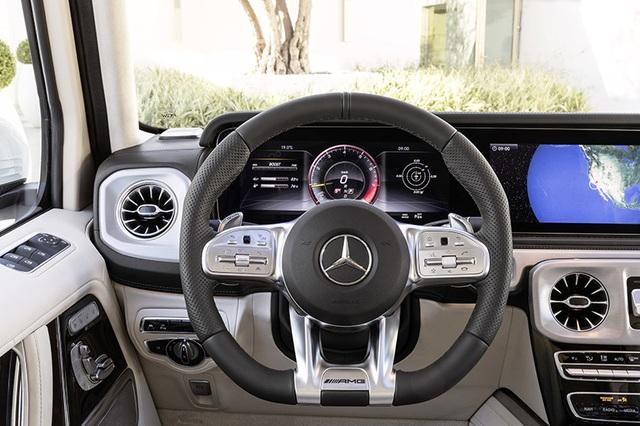 Mercedes-AMG G63 - Xe cho nhà giàu chơi off-road - 12