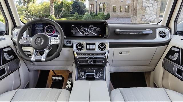 Mercedes-AMG G63 - Xe cho nhà giàu chơi off-road - 13