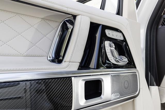 Mercedes-AMG G63 - Xe cho nhà giàu chơi off-road - 11
