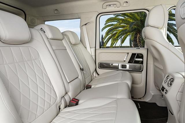 Mercedes-AMG G63 - Xe cho nhà giàu chơi off-road - 9