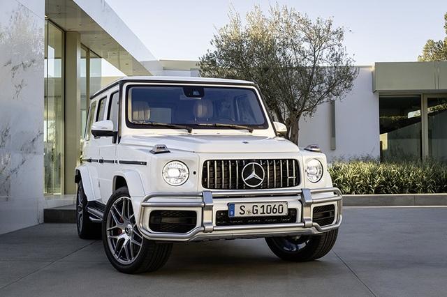 Mercedes-AMG G63 - Xe cho nhà giàu chơi off-road - 5