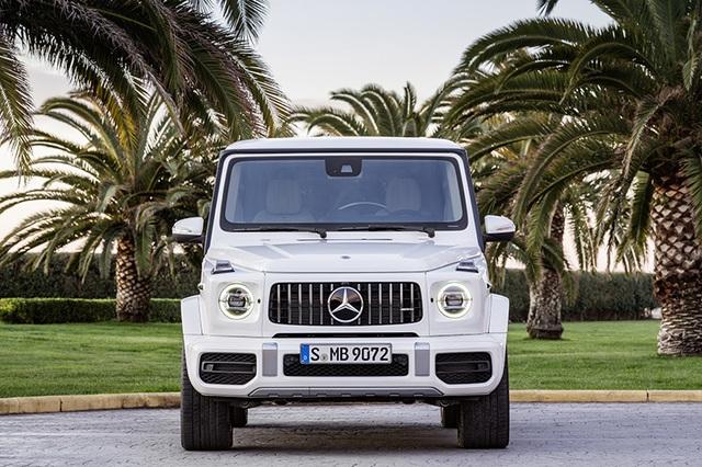 Mercedes-AMG G63 - Xe cho nhà giàu chơi off-road - 6