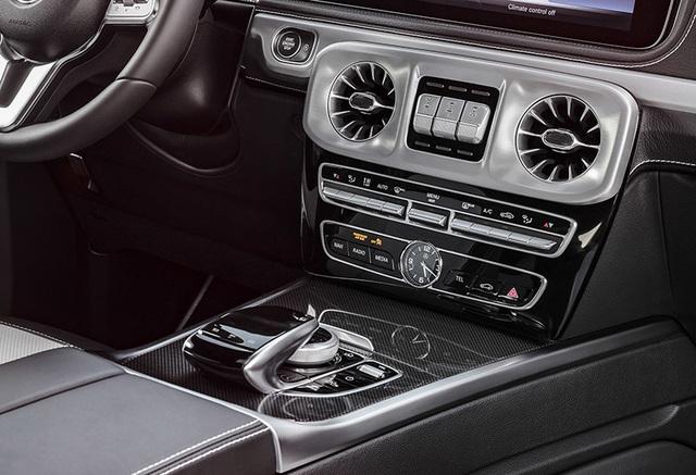 Mercedes-AMG G63 - Xe cho nhà giàu chơi off-road - 15