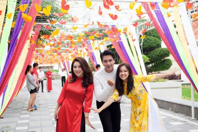 Rộn ràng trẩy hội xuân tại công viên nghìn tỷ ở trung tâm thành phố Đà Nẵng - 2