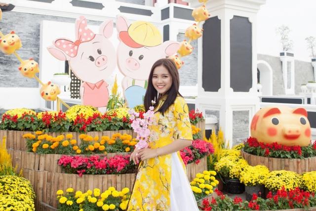 Rộn ràng trẩy hội xuân tại công viên nghìn tỷ ở trung tâm thành phố Đà Nẵng - 5