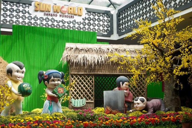 Rộn ràng trẩy hội xuân tại công viên nghìn tỷ ở trung tâm thành phố Đà Nẵng - 6