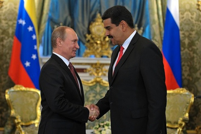 Chiến lược của Nga khi hậu thuẫn Tổng thống Venezuela bất chấp đối đầu Mỹ - 1