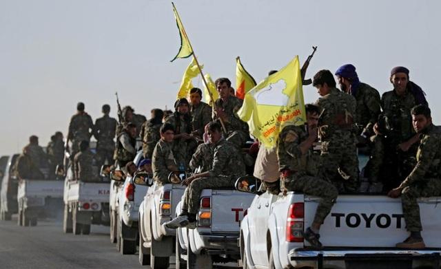 Phe đối lập tại Syria mở