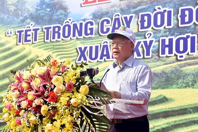 Tổng Bí thư, Chủ tịch nước Nguyễn Phú Trọng phát động Tết trồng cây - 2