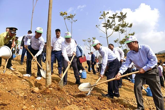 Tổng Bí thư, Chủ tịch nước Nguyễn Phú Trọng phát động Tết trồng cây - 4