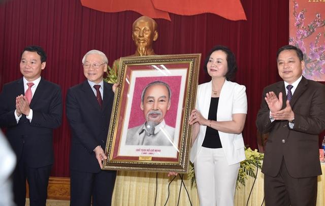 Tổng Bí thư, Chủ tịch nước Nguyễn Phú Trọng phát động Tết trồng cây - Ảnh minh hoạ 6