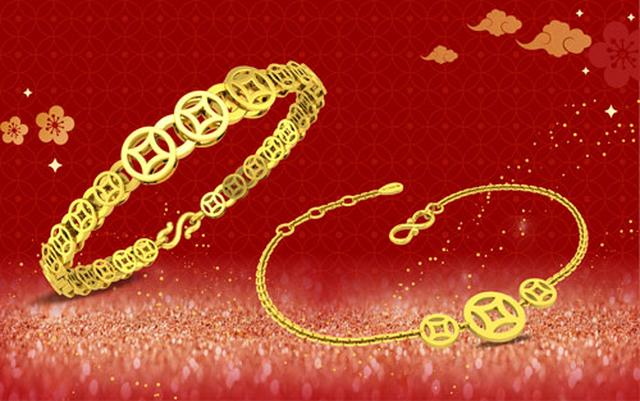 Valentine trùng ngày Vía Thần Tài, có nên tặng vàng cho người yêu?                        - 1