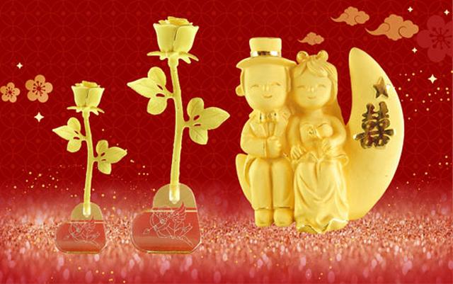 Valentine trùng ngày Vía Thần Tài, có nên tặng vàng cho người yêu?                        - 2
