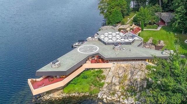Cận cảnh hòn đảo được rao bán gần 13 triệu USD ở Mỹ    - 2