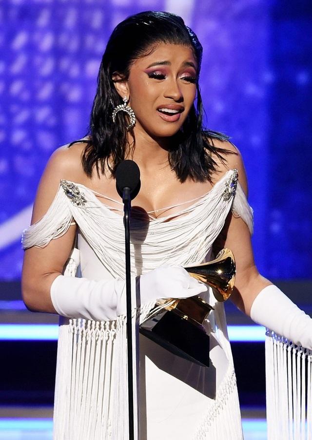 Dua Lipa, Lady Gaga, Cardi B được vinh danh tại lễ trao giải Grammy 2019 - 1