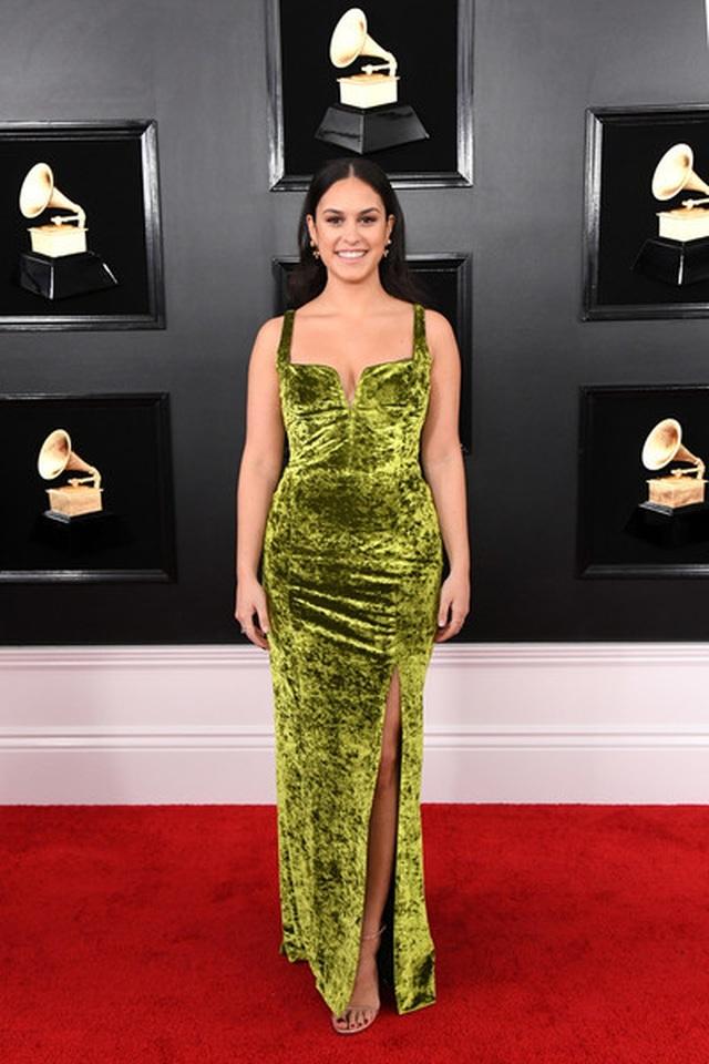 Người đẹp lộng lẫy váy áo trên thảm đỏ Grammy 2019 - 25