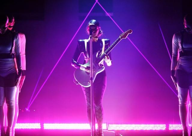 Dua Lipa, Lady Gaga, Cardi B được vinh danh tại lễ trao giải Grammy 2019 - 22