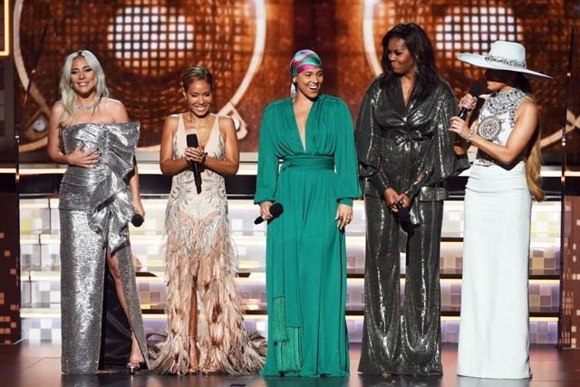 Dua Lipa, Lady Gaga, Cardi B được vinh danh tại lễ trao giải Grammy 2019 - 24