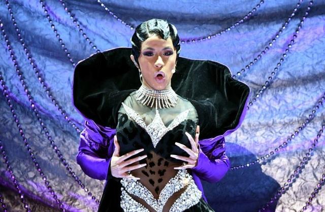 Dua Lipa, Lady Gaga, Cardi B được vinh danh tại lễ trao giải Grammy 2019 - 16