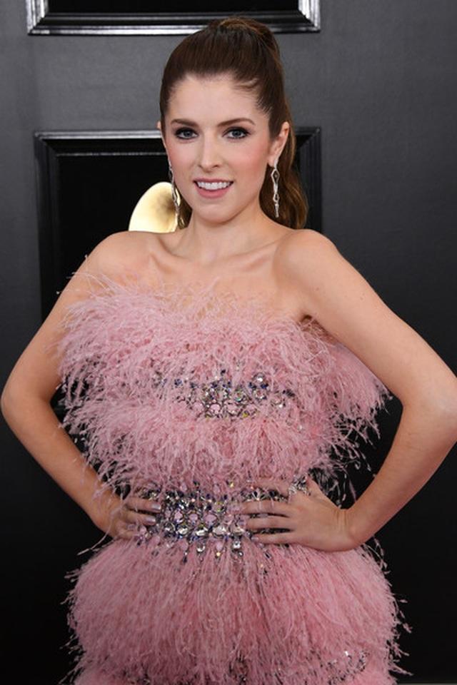 Người đẹp lộng lẫy váy áo trên thảm đỏ Grammy 2019 - 40