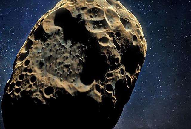 Các nhà khoa học nghiên cứu xây dựng trạm không gian bên trong một tiểu hành tinh  - 1