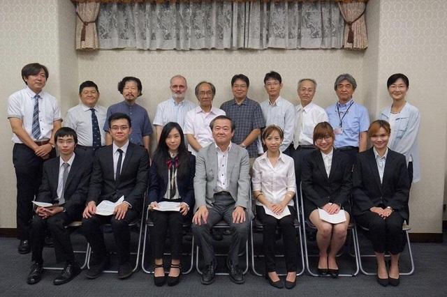 """Chàng trai """"tuổi Hợi"""" nhận học bổng toàn phần bậc Thạc sĩ của Chính phủ Nhật - 4"""