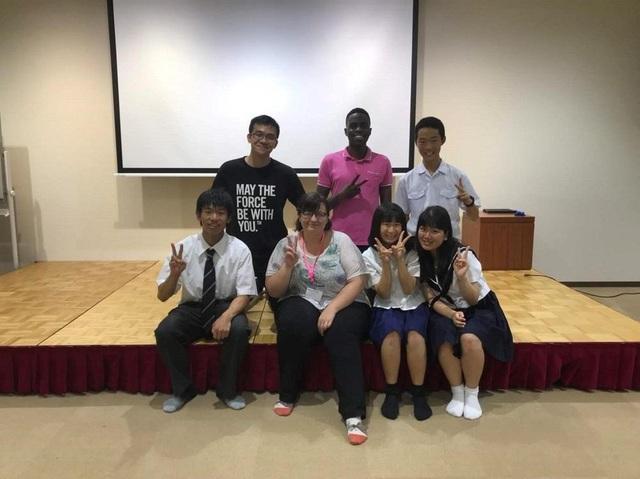 """Chàng trai """"tuổi Hợi"""" nhận học bổng toàn phần bậc Thạc sĩ của Chính phủ Nhật - 5"""