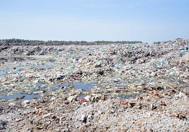 Việc nhà máy ngưng hoạt động trong một thời gian đã ảnh hưởng không nhỏ đến việc xử lý rác thải của Cà Mau.
