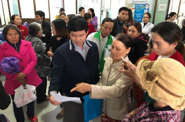 Báo cáo Văn phòng Chính phủ vụ sáp nhập bệnh viện ở Quảng Ngãi  - 1