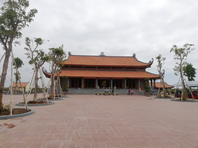 Khám phá Thiền viện Trúc Lâm đang được xây dựng tại Bạc Liêu - 4