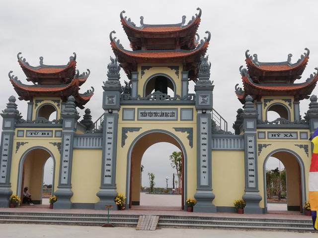 Khám phá Thiền viện Trúc Lâm đang được xây dựng tại Bạc Liêu - 1