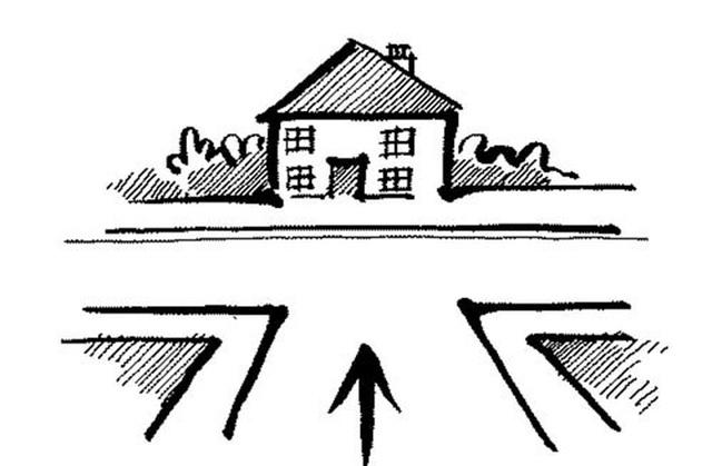 Kiểu nhà đất thổ cư không nên mua kẻo hối hận - 2