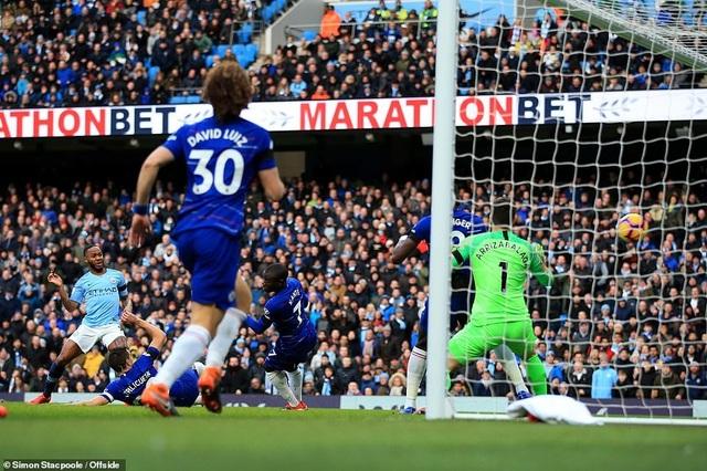 Nhìn lại trận thua tan tác của Chelsea trên sân Man City - 6