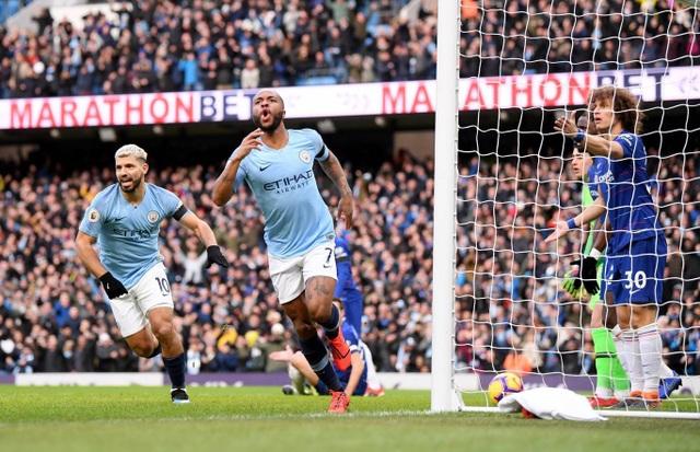 Nhìn lại trận thua tan tác của Chelsea trên sân Man City - 7