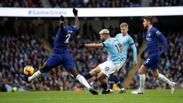 Nhìn lại trận thua tan tác của Chelsea trên sân Man City - 9