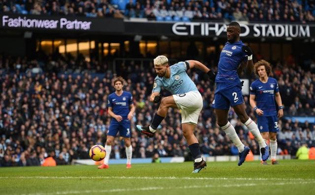 Nhìn lại trận thua tan tác của Chelsea trên sân Man City - 12