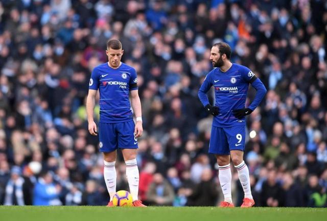 Nhìn lại trận thua tan tác của Chelsea trên sân Man City - 16