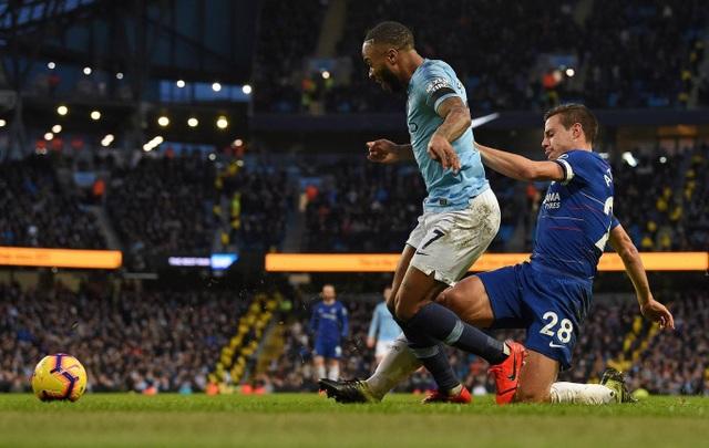 Nhìn lại trận thua tan tác của Chelsea trên sân Man City - 17