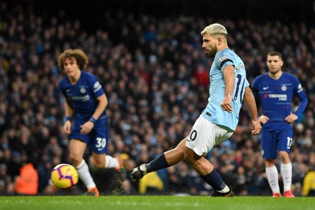 Nhìn lại trận thua tan tác của Chelsea trên sân Man City - 19
