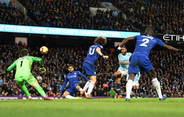 Nhìn lại trận thua tan tác của Chelsea trên sân Man City - 23